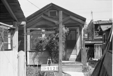 House labeled East San Pedro Tract 112B (ddr-csujad-43-119)