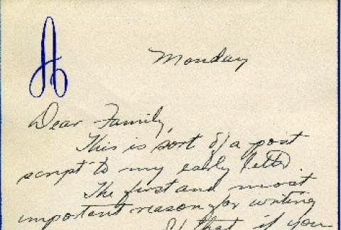 Letter from a camp teacher to her family (ddr-densho-171-37)