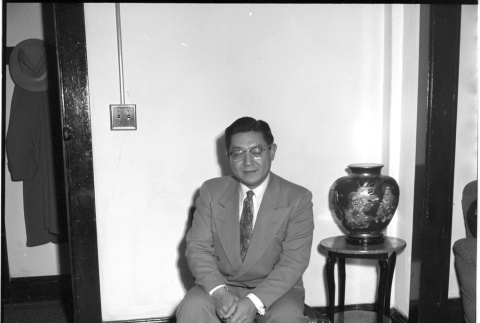 Gomonshu and Lady Ohtani's Visit to Portland (ddr-one-1-709)