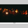 Campers during a candlelight service (ddr-densho-336-978)