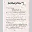 Press Release and agenda for CWRIC hearings in Washington, D.C. (ddr-densho-122-252)