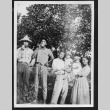[Family in apple orchard] (ddr-csujad-56-259)