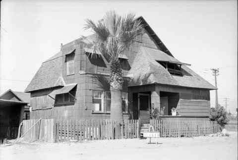 House labeled East San Pedro Tract 161A (ddr-csujad-43-67)