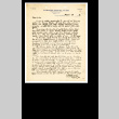 Letter from Tsuneo Iwata to members, March 29, 1942 (ddr-csujad-46-17)