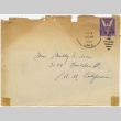 Greeting card (with envelope) to Molly Wilson from Mary Murakami (July 1, 1943) (ddr-janm-1-34)