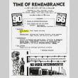 Time of Remembrance (ddr-csujad-24-99)