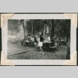 People around a picnic table (ddr-densho-321-225)