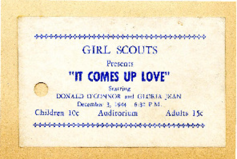 It comes up love (ddr-csujad-38-398)