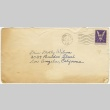 Letter (with envelope) to Molly Wilson from June Yoshigai (August 31, 1942) (ddr-janm-1-86)