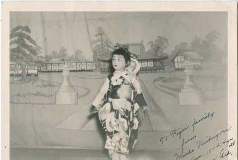 Young girl in traditional costume (ddr-densho-321-43)