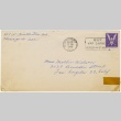 Letter (with envelope) to Mollie Wilson from Violet Saito (December 30, 1943) (ddr-janm-1-77)