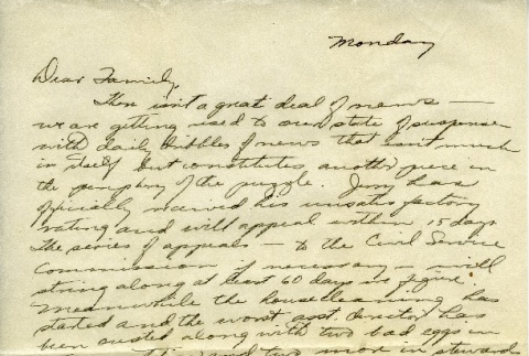 Letter from a camp teacher to her family (ddr-densho-171-47)