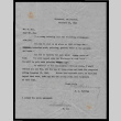 Letter from H.C. Herring to Mr. M. Abe, November 20, 1945 (ddr-csujad-55-26)