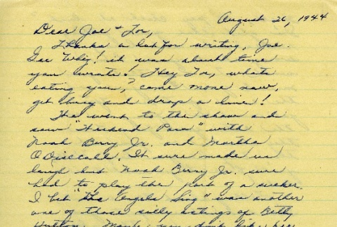 Letter to two Nisei brothers from their sister (ddr-densho-153-118)