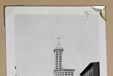 Street view of Smith Tower (ddr-densho-404-235)
