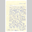 Letter from Emiko [Amy] Terada to Miss Laura Thomas, March 16, 1944 (ddr-csujad-4-19)
