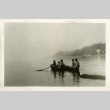 Children playing in water with sailboats (ddr-densho-182-54)