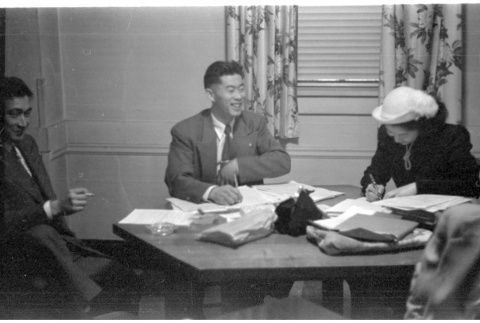Meeting (ddr-one-1-684)