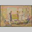 Painting of the Santa Fe canteen (ddr-manz-2-27)