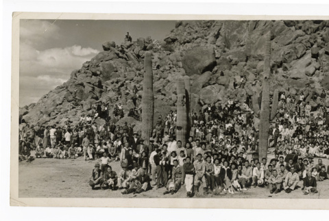Gila River Co-op workers' picnic (ddr-csujad-42-231)