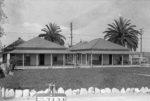 Glenburnie Rooms labeled East San Pedro Tract 213A (ddr-csujad-43-102)