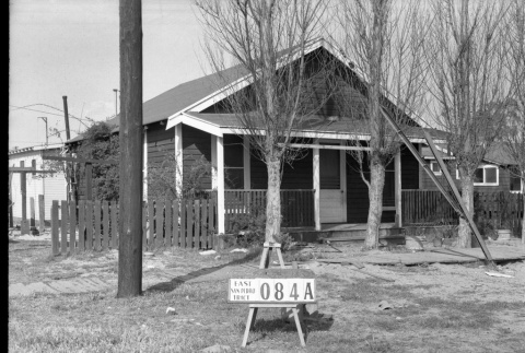 House labeled East San Pedro Tract 084A (ddr-csujad-43-114)