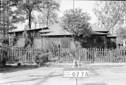 Houses labeled East San Pedro Tract 077A (ddr-csujad-43-174)