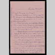 Letter from Margaret Gunderson to Margery and Wayne Field, March 5, 1989 (ddr-csujad-55-260)