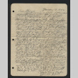 Letter from Kenneth Hori to George Waegell, January 13, 1942 (ddr-csujad-55-2555)