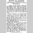 Boycott on Japanese. Quiet Attempt to Run Out the Cheap Restaurants. (May 1, 1900) (ddr-densho-56-8)