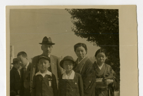 Relatives in Japan (ddr-csujad-42-241)