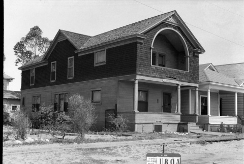 Building labeled East San Pedro Tract 180A (ddr-csujad-43-107)