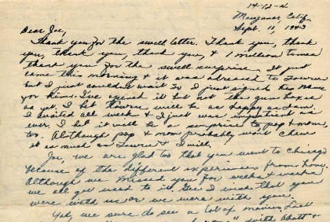 Letter to a Nisei man from his sister (ddr-densho-153-79)