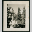 Man with child on his shoulders (ddr-densho-359-396)