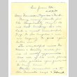 Letter from W. Freitas to Mr. and Mrs. Seiichi Okine, October 19, [1947?] (ddr-csujad-5-281)