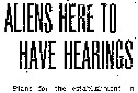 Aliens Here to Have Hearings (December 15, 1941) (ddr-densho-56-551)