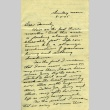 Letter from a camp teacher to her family (ddr-densho-171-76)