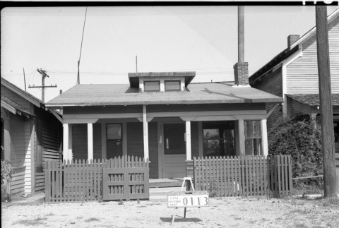 House labeled East San Pedro Tract 0113 (ddr-csujad-43-41)