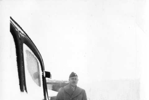 Soldier in the Snow (ddr-csujad-13-26)