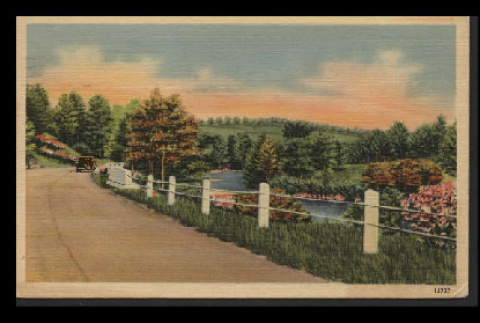 Postcard from Mrs. D.L. Cooke to Sam Tanaka, August 1943 (ddr-csujad-55-2014)
