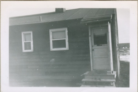 Apartment 119 at the Moses Lake housing project (ddr-densho-300-57)