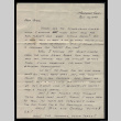 Letter from Leo Uchida to Mr. James Waegell, July 10, 1944 (ddr-csujad-55-2334)