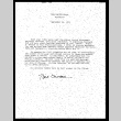 Letter from Bill Clinton, President of the United States, September 16, 1996 (ddr-csujad-55-127)