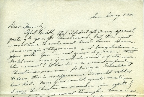 Letter from a camp teacher to her family (ddr-densho-171-14)