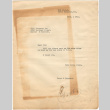 Letter sent to T.K. Pharmacy from Heart Mountain concentration camp (ddr-densho-319-346)