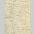 Letter from a camp teacher to her family (ddr-densho-171-11)