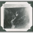 Canyon with waterfall (ddr-densho-321-72)