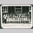 Class picture at Jerome concentration camp (ddr-densho-321-10)