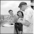 Friends on the Balcony (ddr-one-1-622)