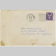 Letter (with envelope) to Molly Wilson from June Yoshigai (July 6, 1944) (ddr-janm-1-89)
